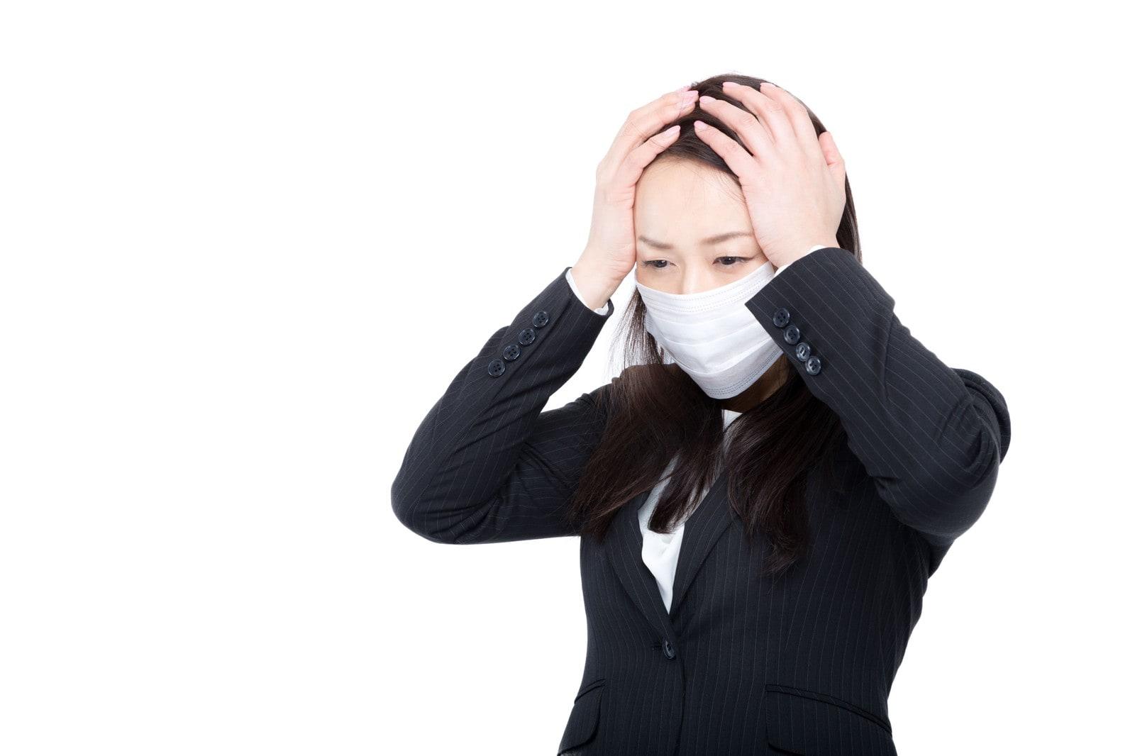 花粉症による頭痛の症状