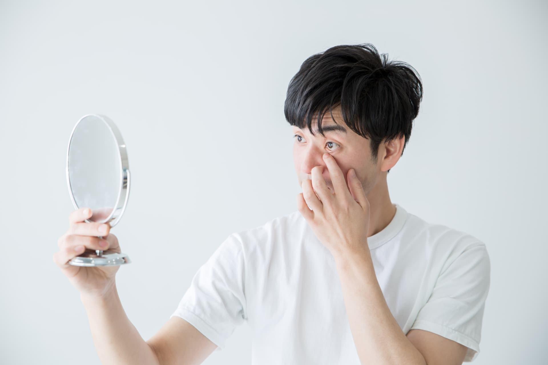 花粉症の目の症状