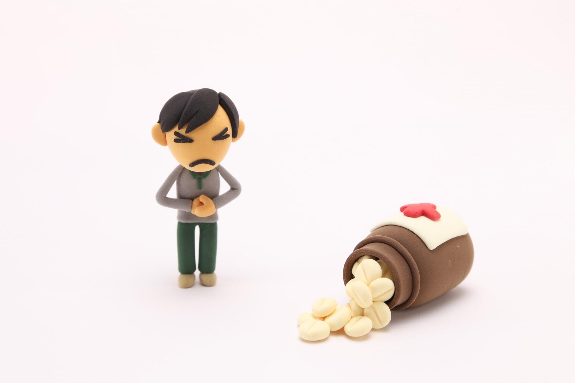 胃痛と市販薬