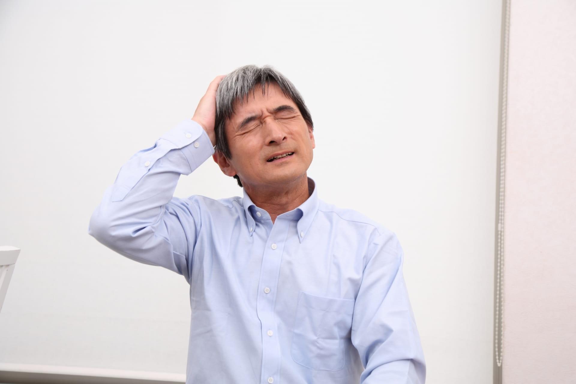 高血圧による頭痛
