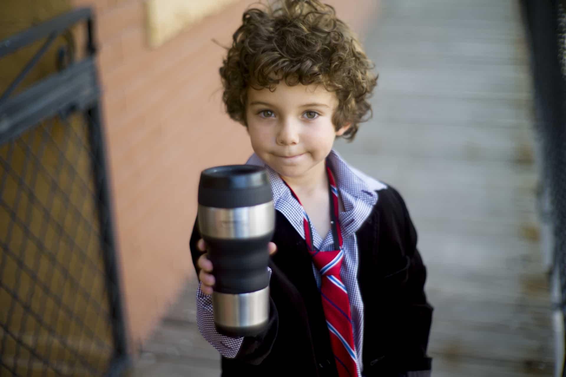 子供へのカフェインの影響